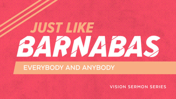 Just Like Barnabas