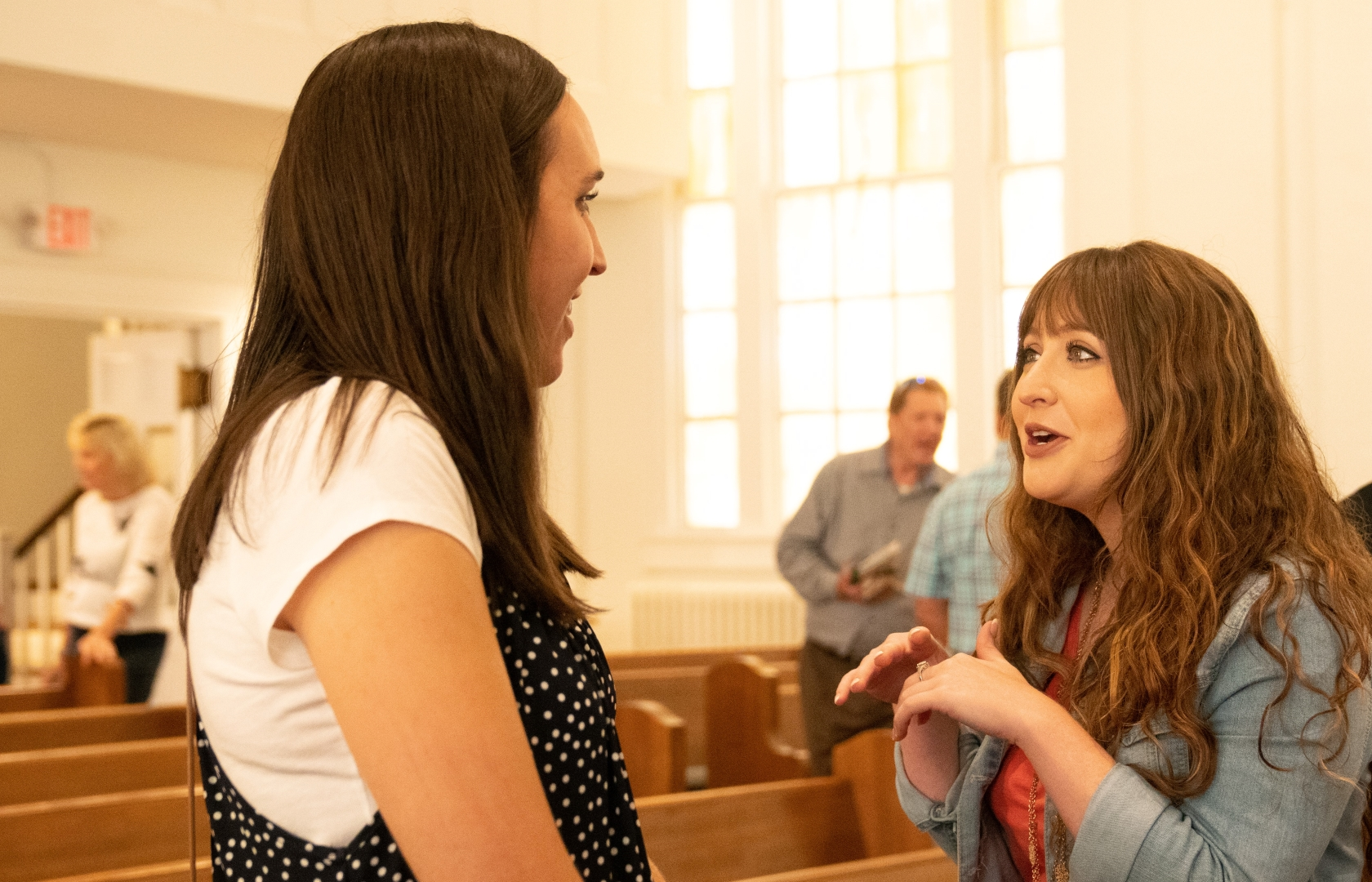 4 Ways to be the deliberate considerate church